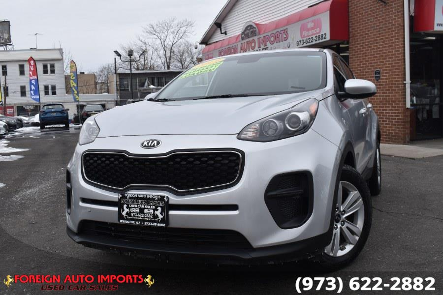 Used 2019 Kia Sportage in Irvington, New Jersey | Foreign Auto Imports. Irvington, New Jersey