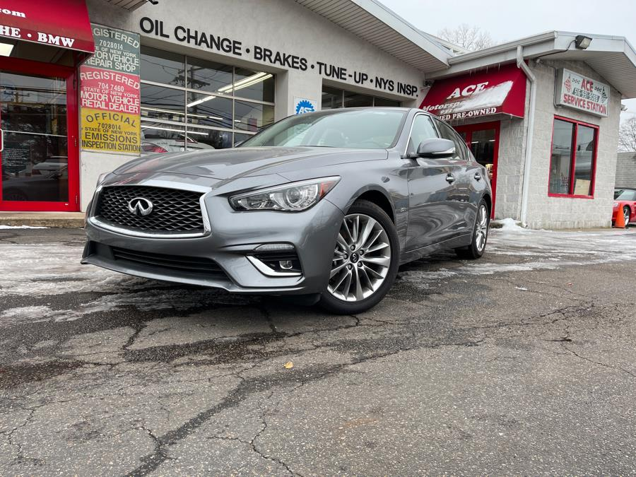 Used 2019 INFINITI Q50 in Plainview , New York | Ace Motor Sports Inc. Plainview , New York