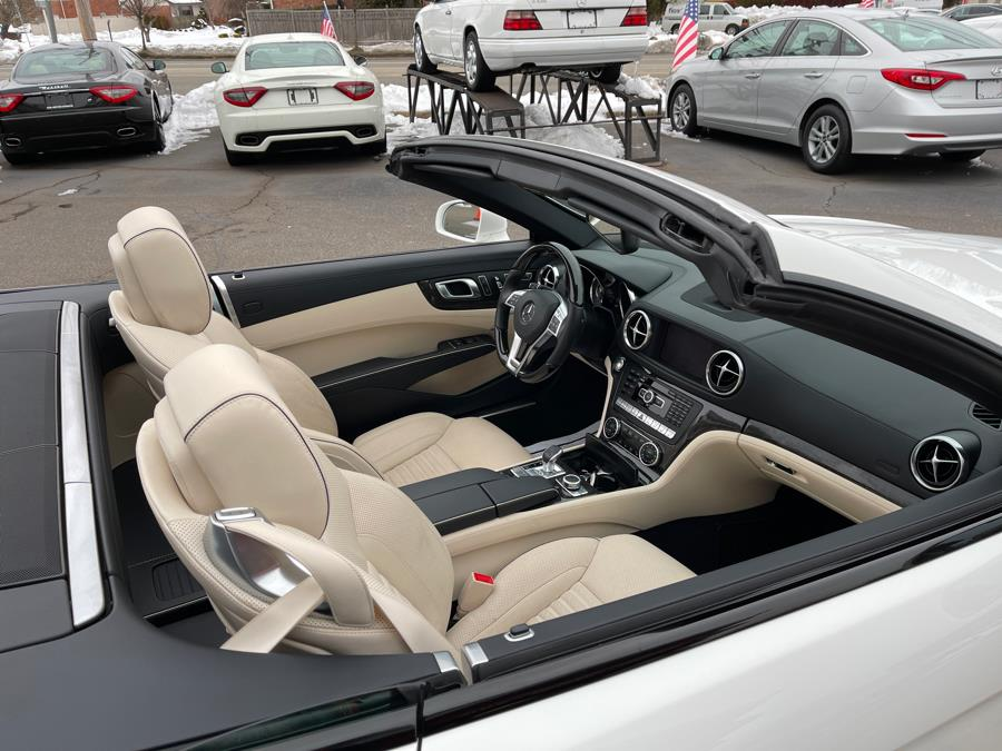Used Mercedes-Benz SL-Class 2dr Roadster SL 550 2014 | Ace Motor Sports Inc. Plainview , New York