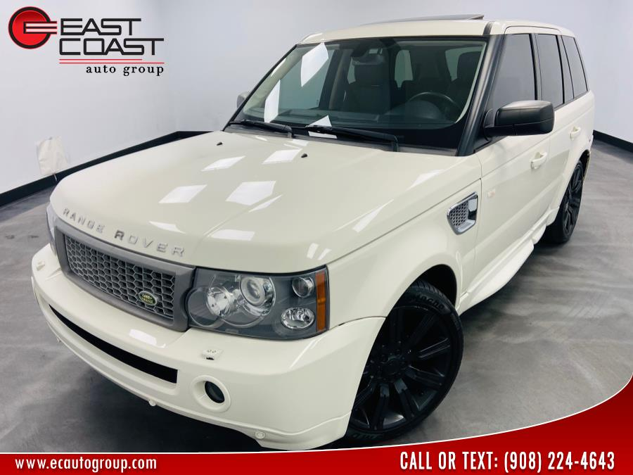Used Land Rover Range Rover Sport 4WD 4dr HSE 2009 | East Coast Auto Group. Linden, New Jersey