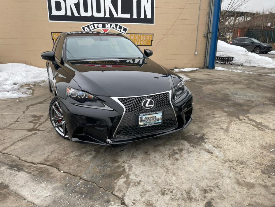 Used Lexus IS 300 4dr Sdn AWD F SPORT 2016 | Brooklyn Auto Mall LLC. Brooklyn, New York