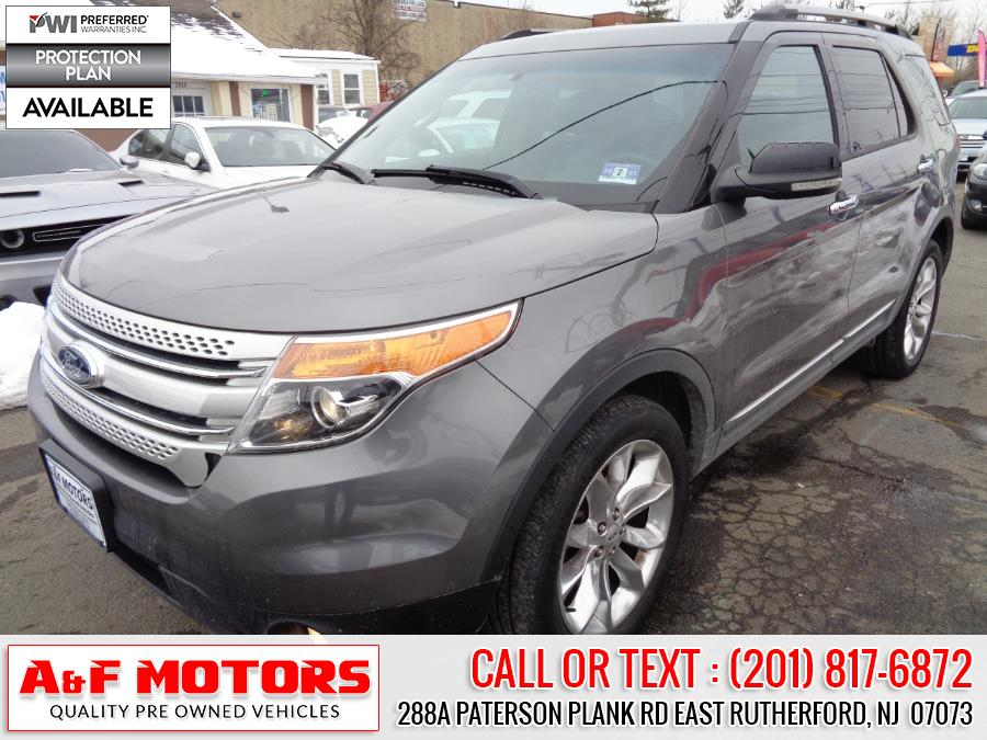 Used Ford Explorer 4WD 4dr XLT 2013 | A&F Motors LLC. East Rutherford, New Jersey