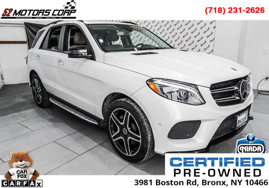 Used Mercedes-Benz GLE GLE 350 4MATIC SUV  ///AMG Package 2018 | 52Motors Corp. Woodside, New York