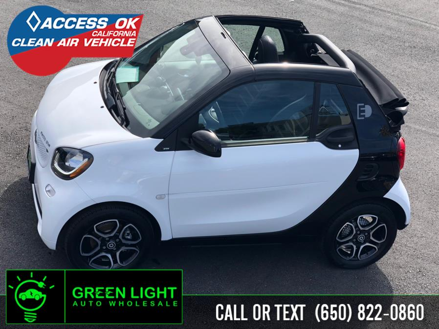 Used 2017 Smart Fortwo Electric Drive in Daly City, California | Green Light Auto Wholesale. Daly City, California