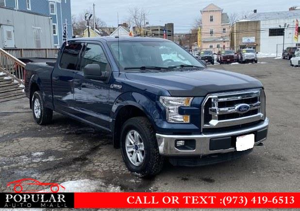 "Used Ford F-150 4WD SuperCrew 157"" XLT 2016 