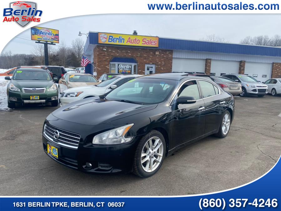 Used 2009 Nissan Maxima in Berlin, Connecticut | Berlin Auto Sales LLC. Berlin, Connecticut