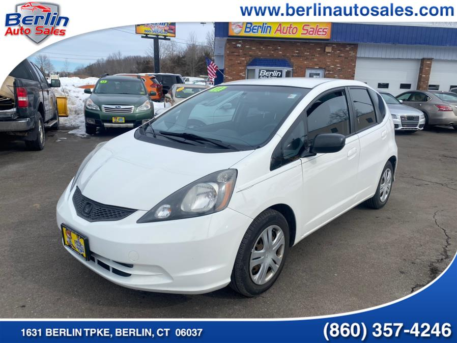 Used 2011 Honda Fit in Berlin, Connecticut | Berlin Auto Sales LLC. Berlin, Connecticut
