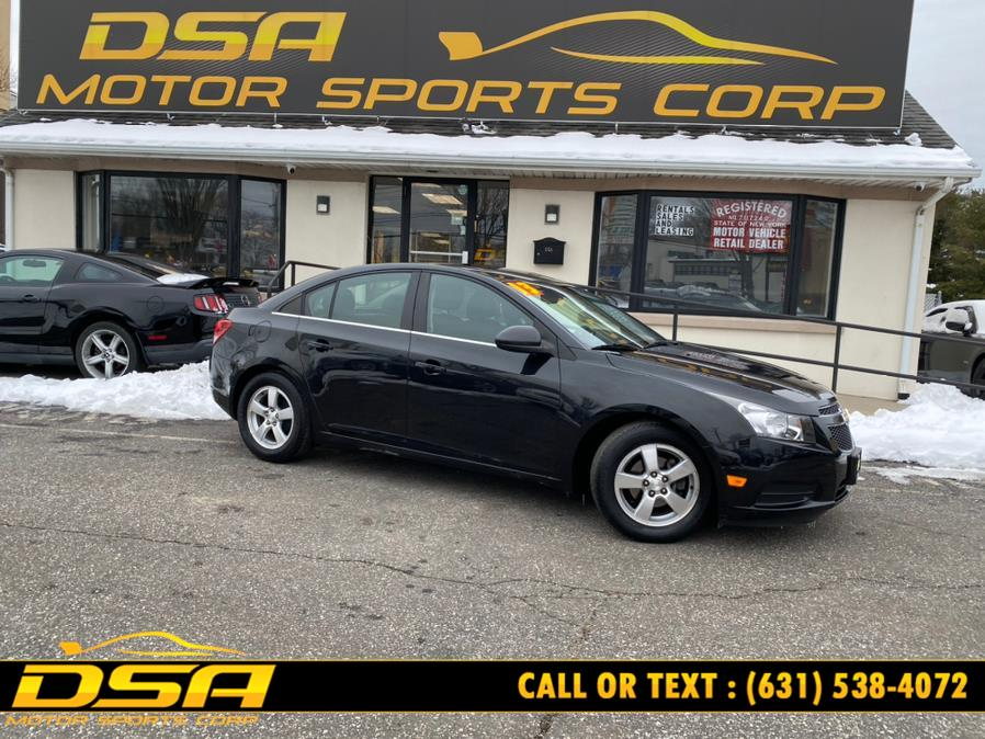 Used 2013 Chevrolet Cruze in Commack, New York | DSA Motor Sports Corp. Commack, New York