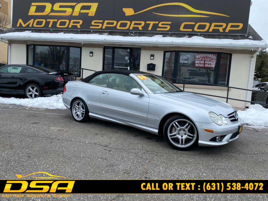 Used 2009 Mercedes-Benz CLK-Class in Commack, New York | DSA Motor Sports Corp. Commack, New York