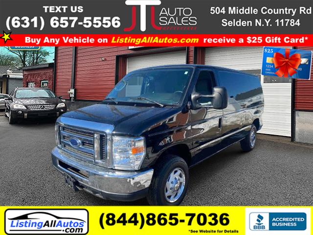 Used Ford Econoline Cargo Van E-150 Commercial 2014 | www.ListingAllAutos.com. Patchogue, New York
