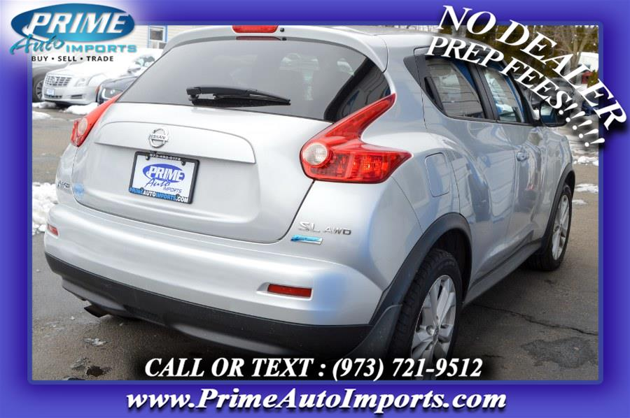 Used Nissan JUKE 5dr Wgn CVT NISMO AWD 2014 | Prime Auto Imports. Bloomingdale, New Jersey