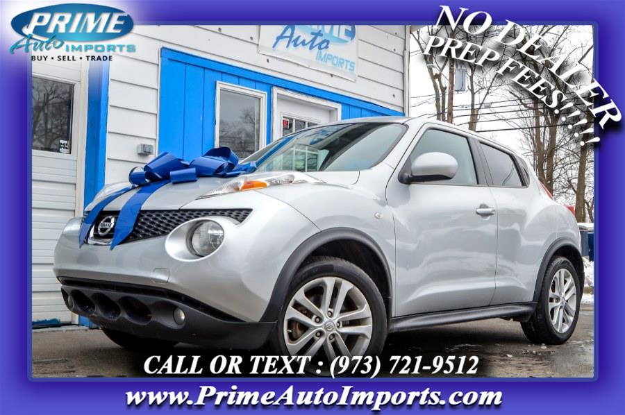 Used 2014 Nissan JUKE in Bloomingdale, New Jersey | Prime Auto Imports. Bloomingdale, New Jersey