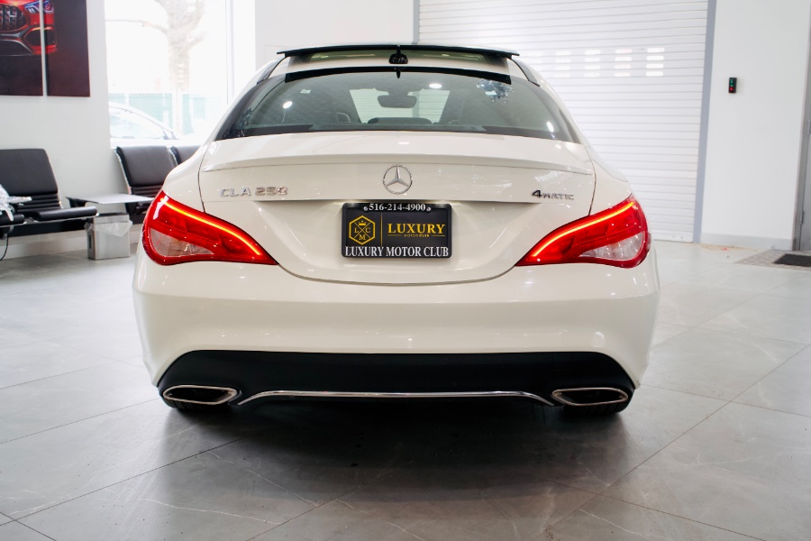 Used Mercedes-Benz CLA CLA 250 4MATIC Coupe 2018 | C Rich Cars. Franklin Square, New York