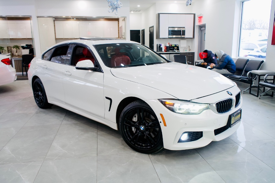 Used BMW 4 Series 430i xDrive Gran Coupe 2018   C Rich Cars. Franklin Square, New York