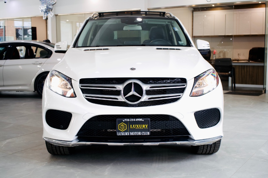 Used Mercedes-Benz GLE GLE 350 4MATIC SUV 2017 | C Rich Cars. Franklin Square, New York