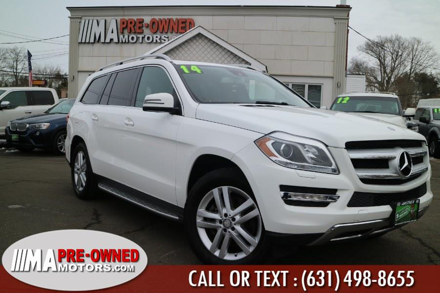 Used 2014 Mercedes-Benz GL-Class in Huntington, New York | M & A Motors. Huntington, New York
