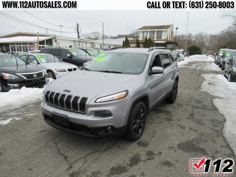 Used Jeep Cherokee 4WD 4dr Latitude 2014 | 112 Auto Sales. Patchogue, New York