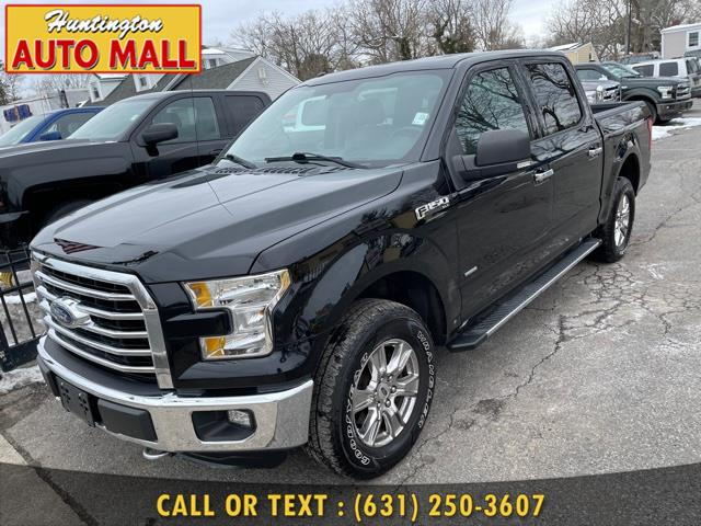 "Used Ford F-150 4WD SuperCrew 145"" XLT 2016 