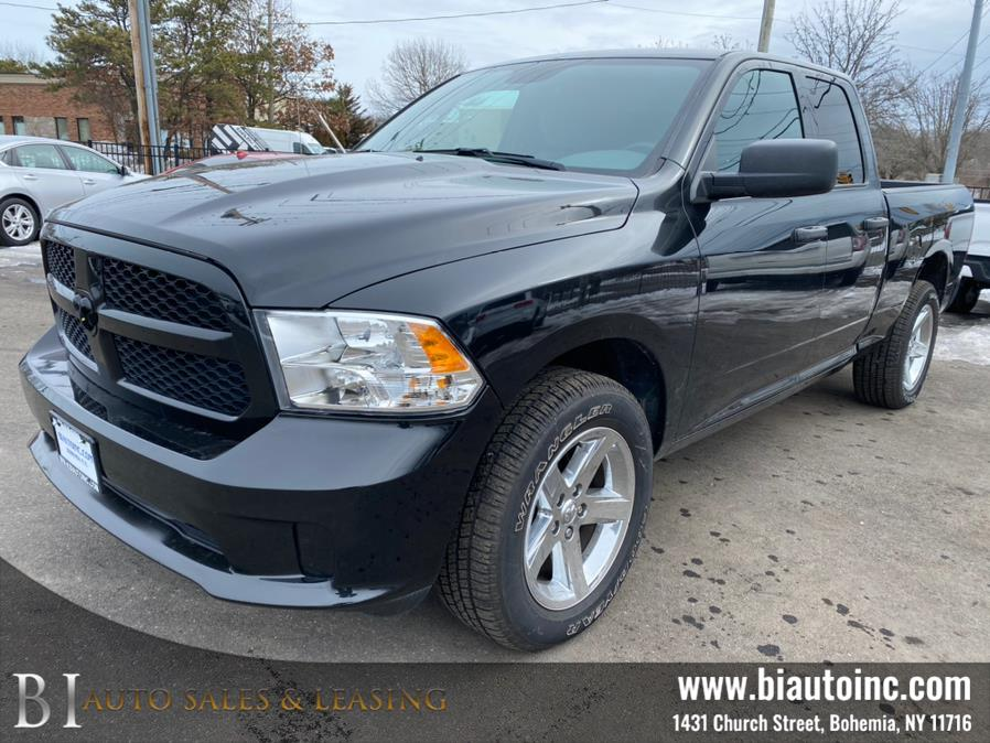 "Used Ram 1500 Express 4x4 Quad Cab 6''4"" Box 2018 