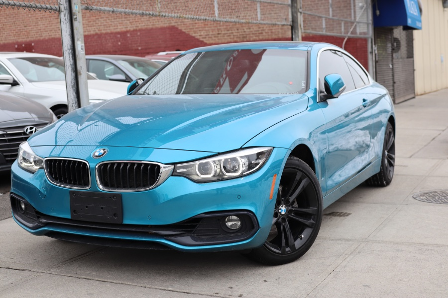 2018 BMW 4 Series 430i xDrive Coupe, available for sale in Jamaica, NY