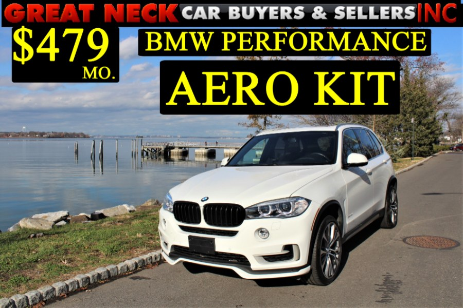 Used 2017 BMW X5 in Great Neck, New York