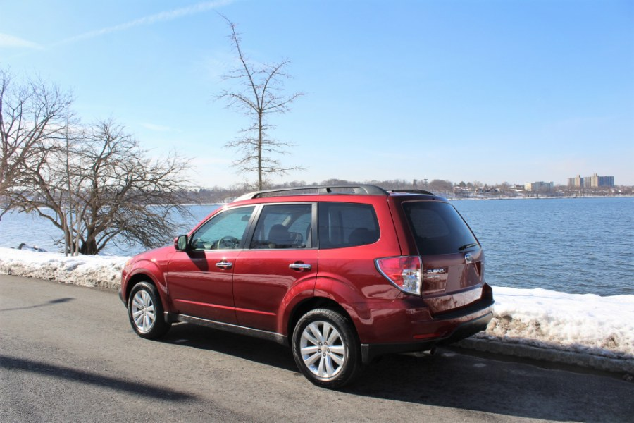 2012 Subaru Forester 4dr Auto 2.5X Premium, available for sale in Great Neck, NY