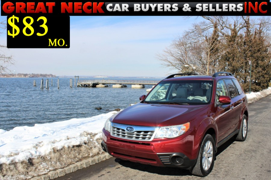 Used 2012 Subaru Forester in Great Neck, New York