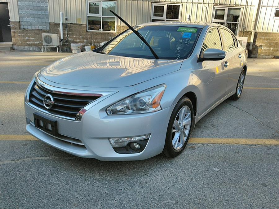 Used 2014 Nissan Altima in Brooklyn, New York | Atlantic Used Car Sales. Brooklyn, New York
