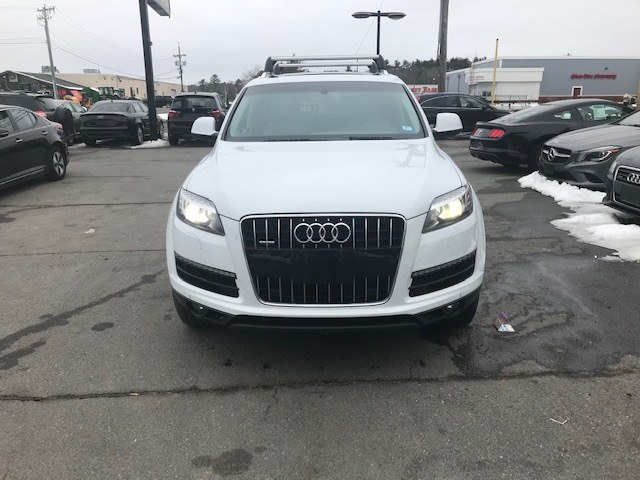 Used 2013 Audi Q7 in Raynham, Massachusetts | J & A Auto Center. Raynham, Massachusetts