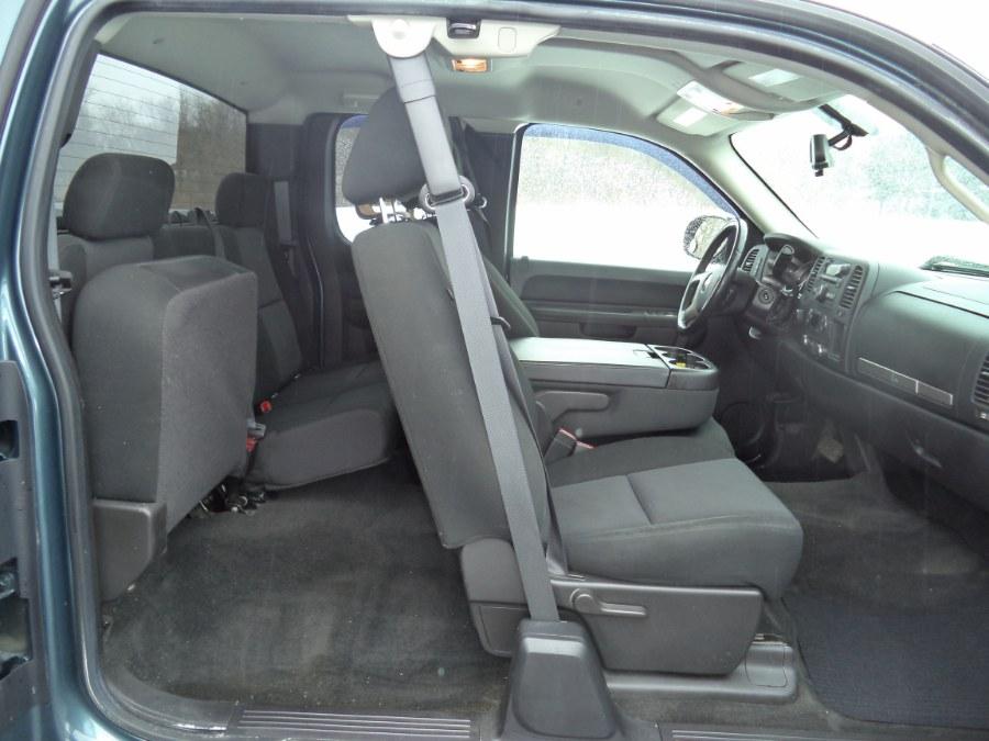 "Used Chevrolet Silverado 1500 4WD Ext Cab 143.5"" LT 2011   International Motorcars llc. Berlin, Connecticut"