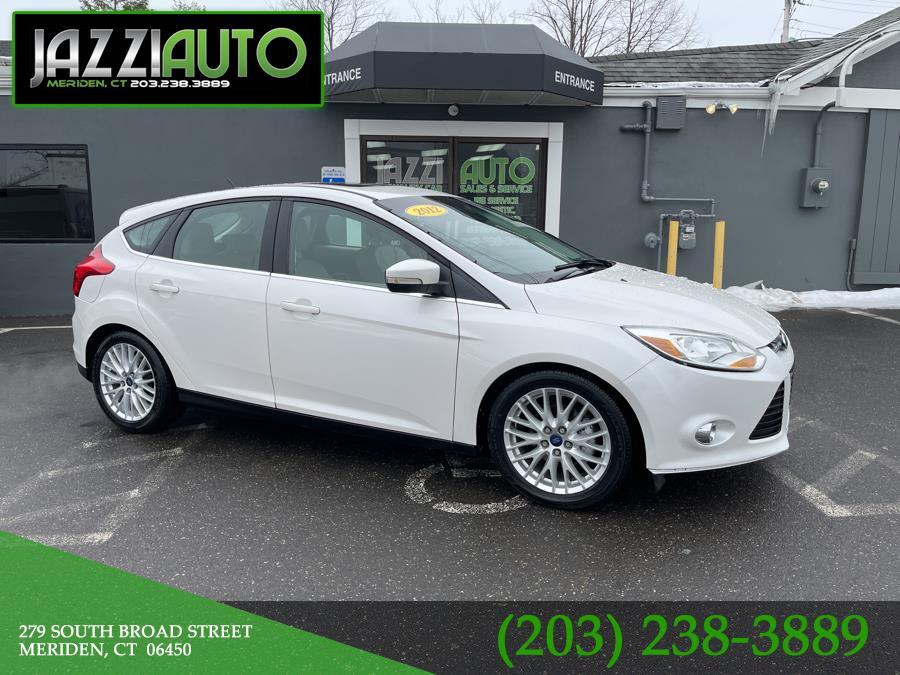 Used 2012 Ford Focus in Meriden, Connecticut | Jazzi Auto Sales LLC. Meriden, Connecticut