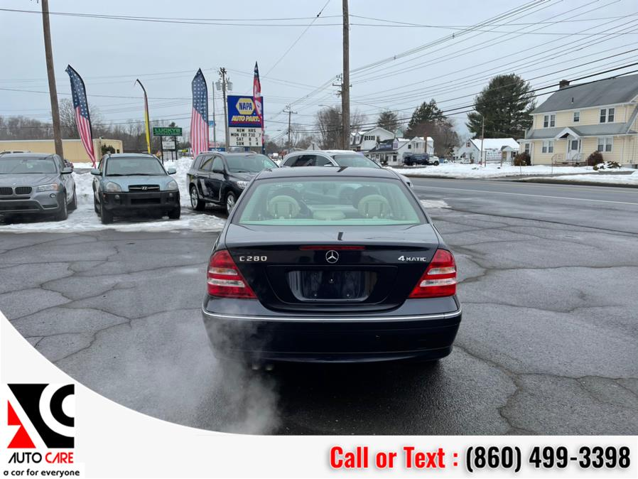 Used Mercedes-Benz C-Class 4dr Sdn 3.0L Luxury 4MATIC 2007 | Auto Care Motors. Vernon , Connecticut