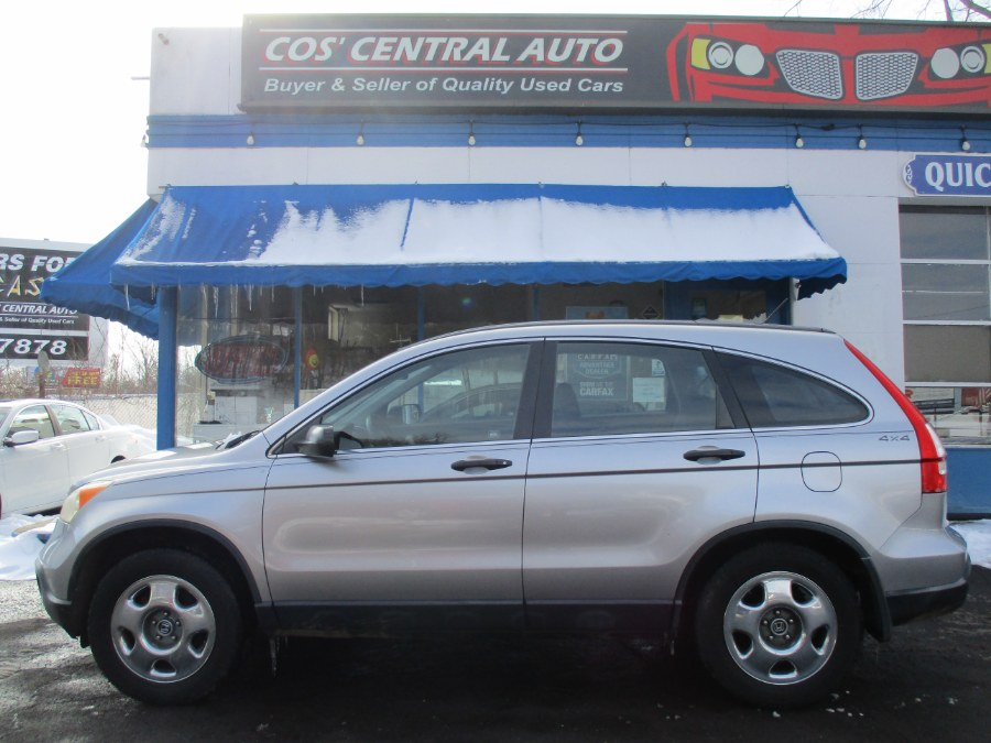 Used Honda CR-V 4WD 5dr LX 2007 | Cos Central Auto. Meriden, Connecticut