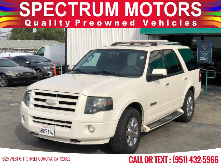 Used 2007 Ford Expedition in Corona, California | Spectrum Motors. Corona, California