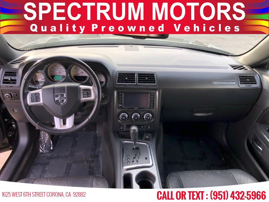 Used Dodge Challenger 2dr Cpe SXT 2012   Spectrum Motors. Corona, California
