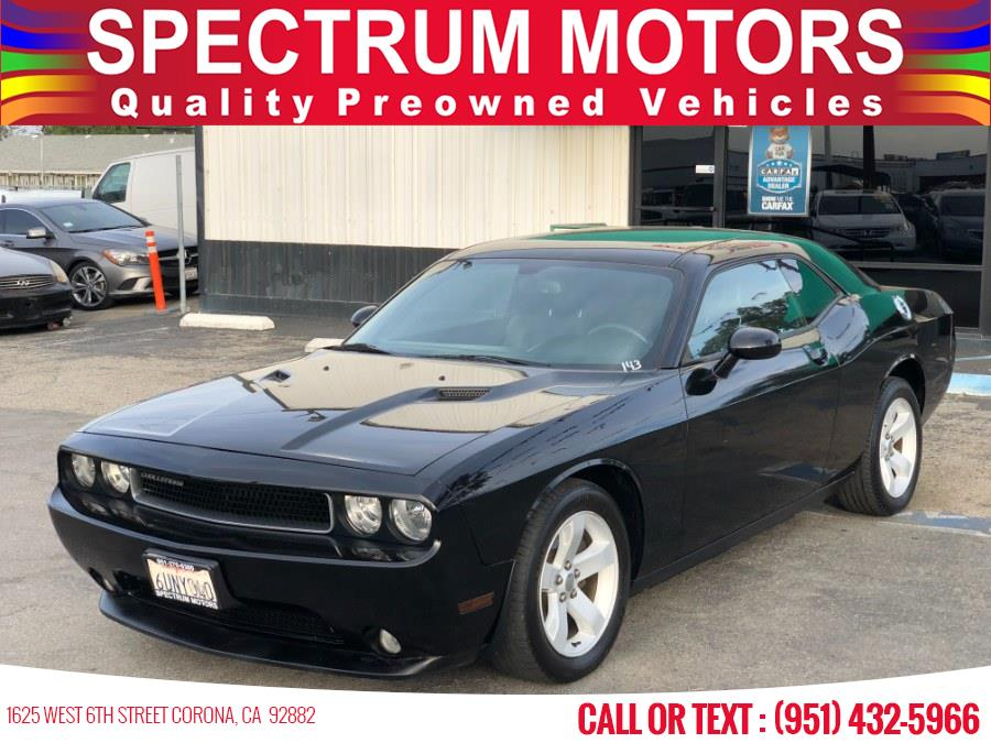 Used 2012 Dodge Challenger in Corona, California | Spectrum Motors. Corona, California
