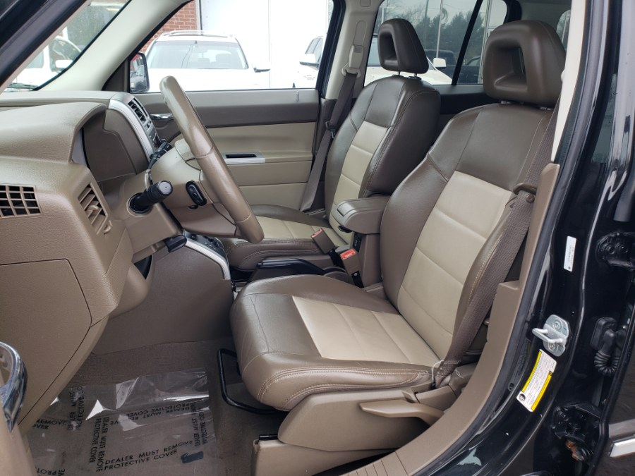 Used Jeep Patriot 4WD 4dr Limited Leather Sunroof Navi 2008 | Toro Auto. East Windsor, Connecticut