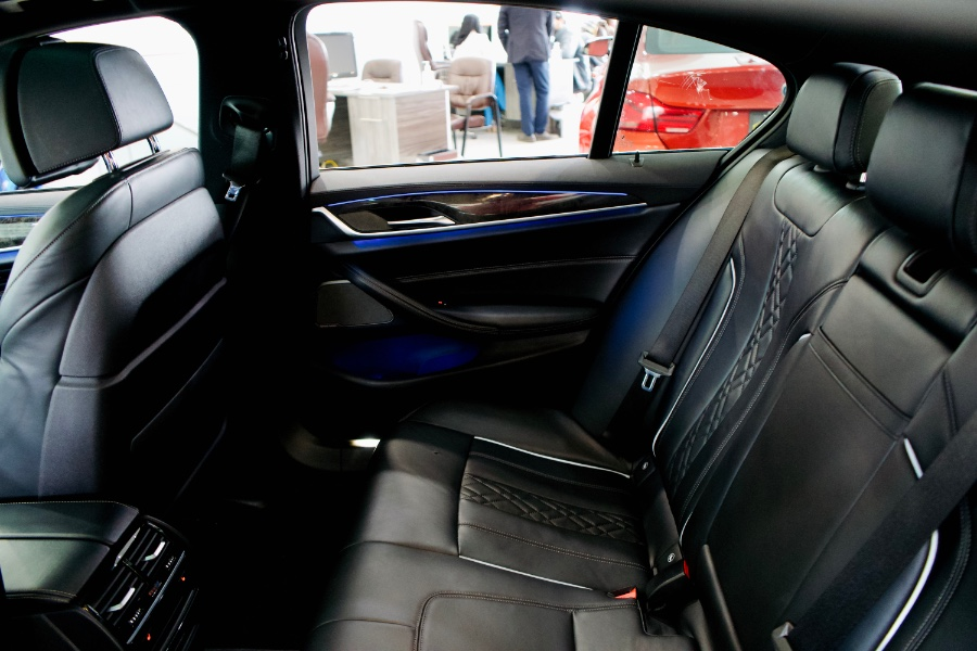 Used BMW 5 Series M550i xDrive Sedan 2018 | Luxury Motor Club. Franklin Square, New York