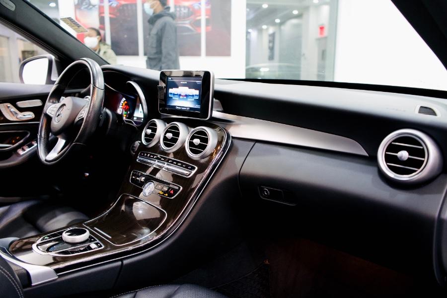 Used Mercedes-Benz C-Class C 300 4MATIC Sedan 2018   Luxury Motor Club. Franklin Square, New York