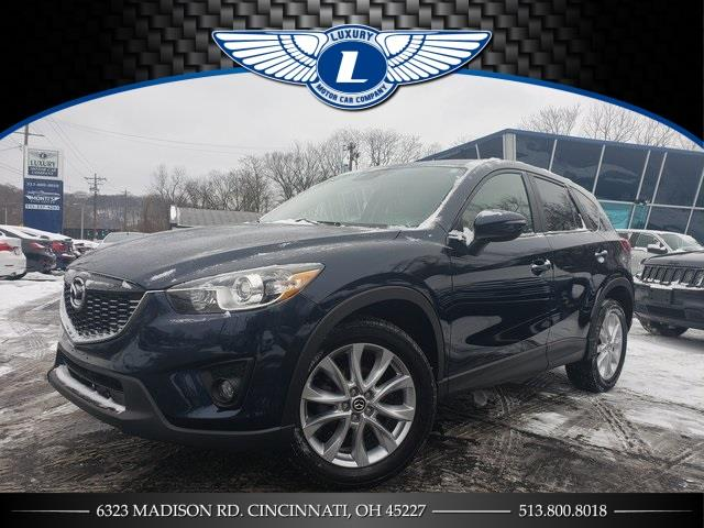 Used 2015 Mazda Cx-5 in Cincinnati, Ohio | Luxury Motor Car Company. Cincinnati, Ohio