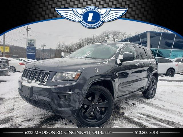 Used 2014 Jeep Grand Cherokee in Cincinnati, Ohio | Luxury Motor Car Company. Cincinnati, Ohio