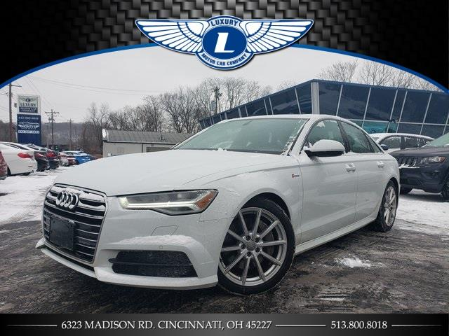 Used 2017 Audi A6 in Cincinnati, Ohio | Luxury Motor Car Company. Cincinnati, Ohio