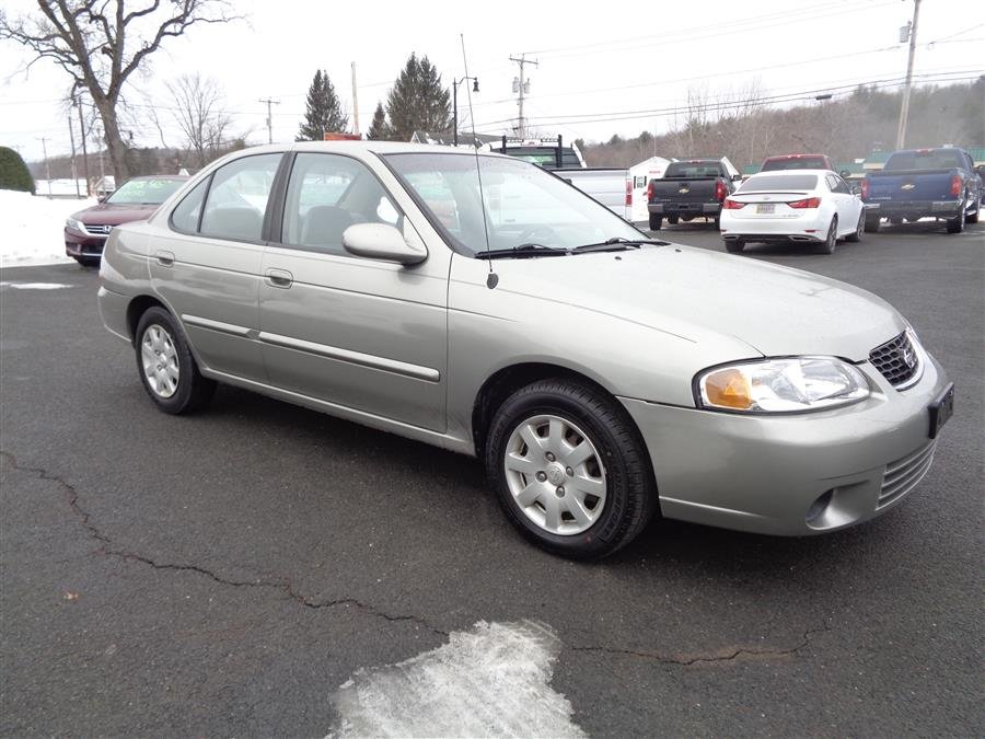 Used 2002 Nissan Sentra in Southwick, Massachusetts | Country Auto Sales. Southwick, Massachusetts