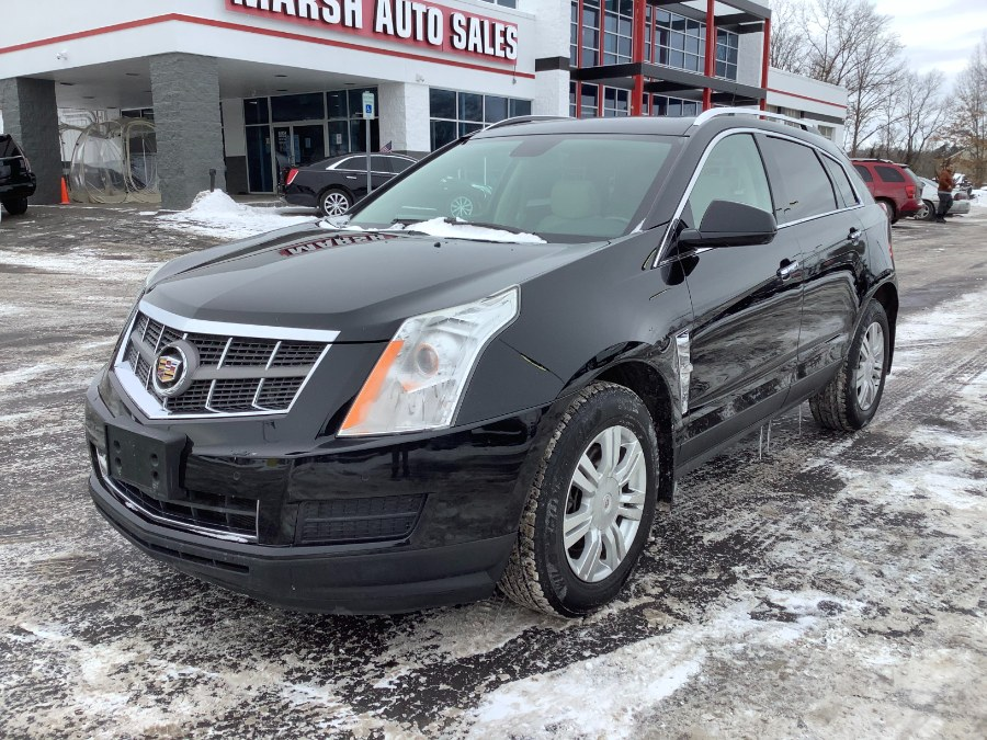 Used Cadillac SRX FWD 4dr Luxury Collection 2011 | Marsh Auto Sales LLC. Ortonville, Michigan