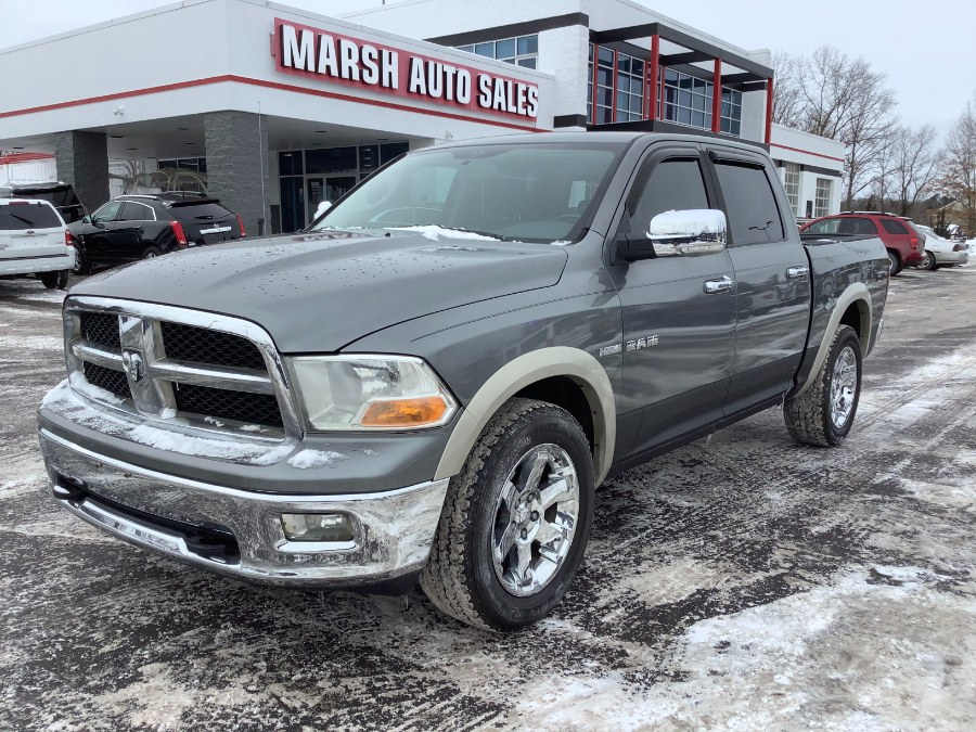 "Used Dodge Ram 1500 4WD Crew Cab 140.5"" Laramie 2010 