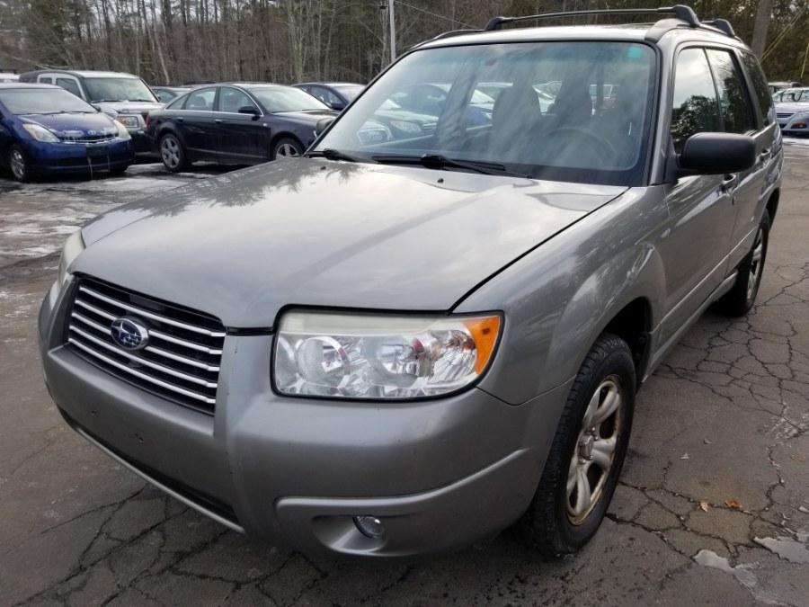Used 2006 Subaru Forester in Auburn, New Hampshire | ODA Auto Precision LLC. Auburn, New Hampshire