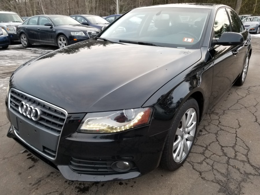 Used 2010 Audi A4 in Auburn, New Hampshire | ODA Auto Precision LLC. Auburn, New Hampshire