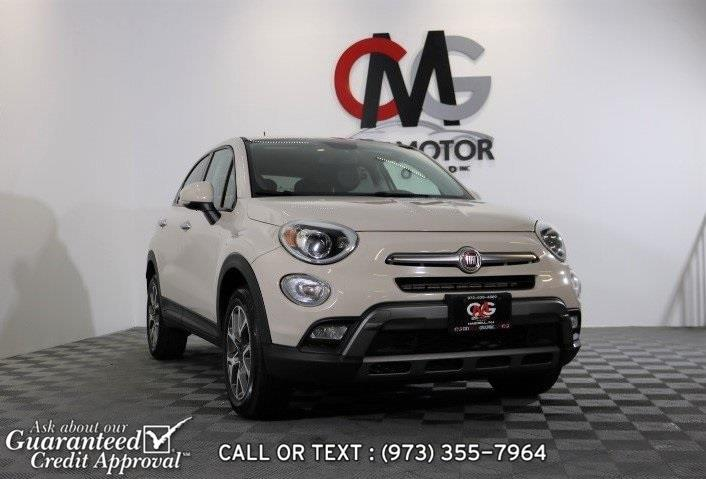 Used Fiat 500x Trekking 2016 | City Motor Group Inc.. Haskell, New Jersey