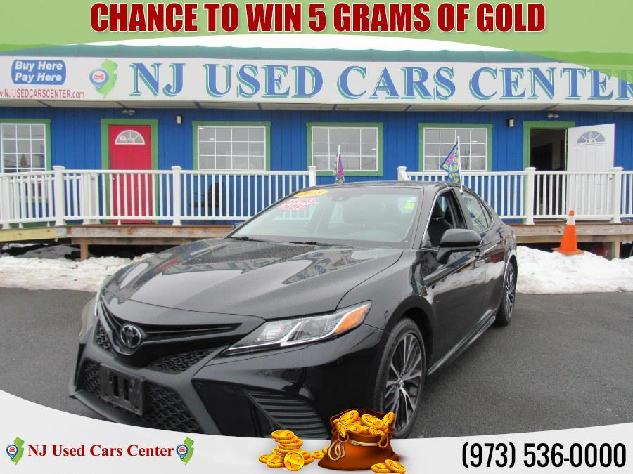 Used 2018 Toyota Camry in Irvington, New Jersey | NJ Used Cars Center. Irvington, New Jersey