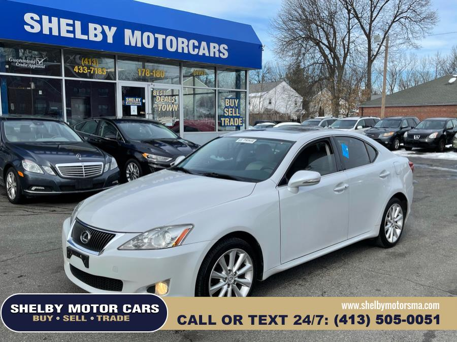 Used Lexus IS 250 4dr Sport Sdn Auto AWD 2009 | Shelby Motor Cars . Springfield, Massachusetts